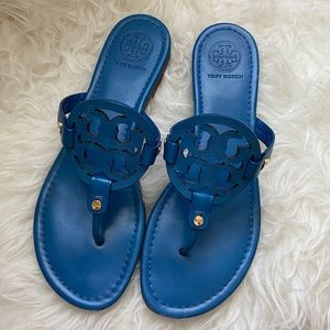 Blue millers. Tory Burch 🍂